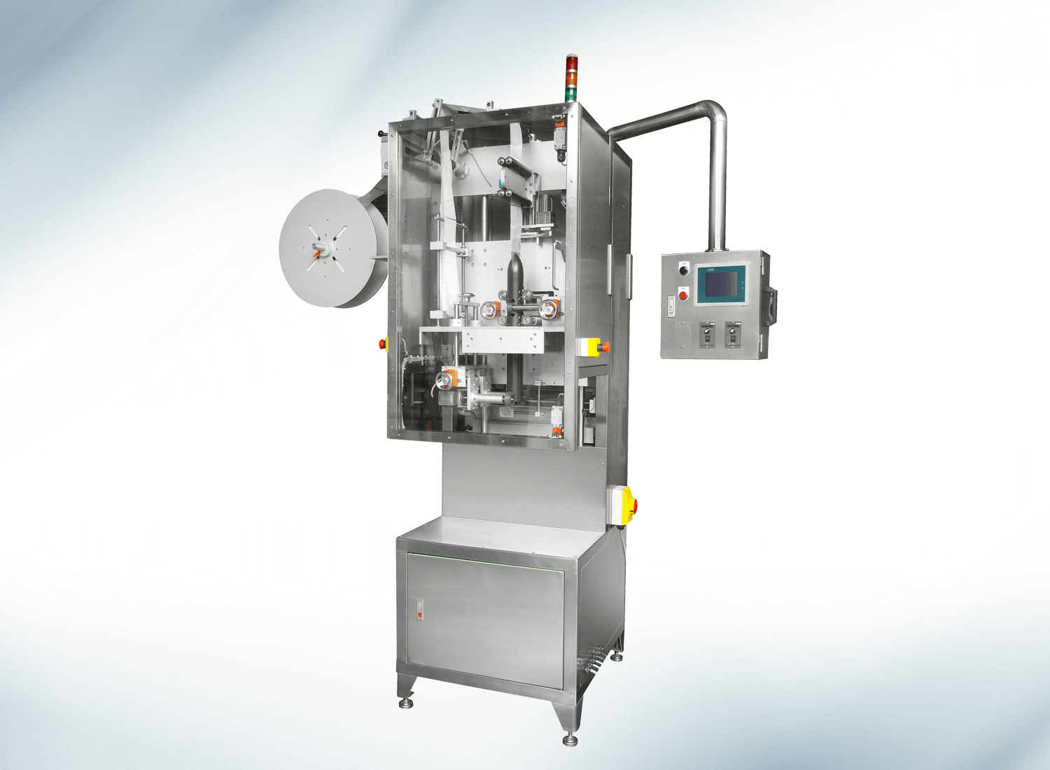 SLEEVE-TYPE AUTOMATIC SHRINK WRAPPER MACHINE-1